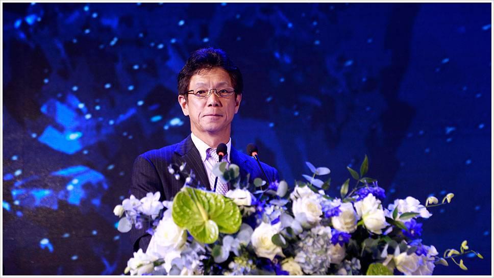 Какикура Сан, президент MitsubishiChemicalHigh-TechnicalCooperation