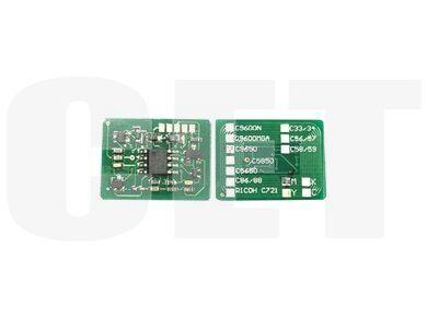 Чип CMYK CET 43865721(Y) 43865722(M) 43865723(C) 43865724(K) для принтеров