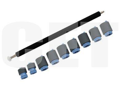 Комплект роликов RF5-3319 (1 шт.), RF5-3338 (7 шт.), RF5-3340 (2 шт.) для HP LaserJet 9000/9040/9050 (CET), CET5544