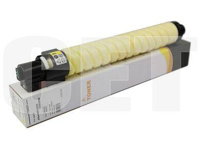 Тонер-картридж 842031 для RICOH Aficio MPC2000/MPC2500/MPC3000 (CET) Yellow, 360г, 15000 стр., CET6438U