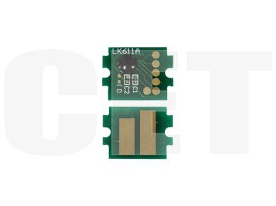 Чип картриджа TK-8115C для KYOCERA ECOSYS M8124cidn/8130cidn (CET) Cyan, 6000 стр., CET381020